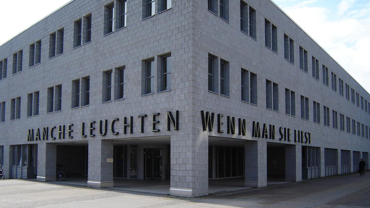 Bibliothek Uni Kiel