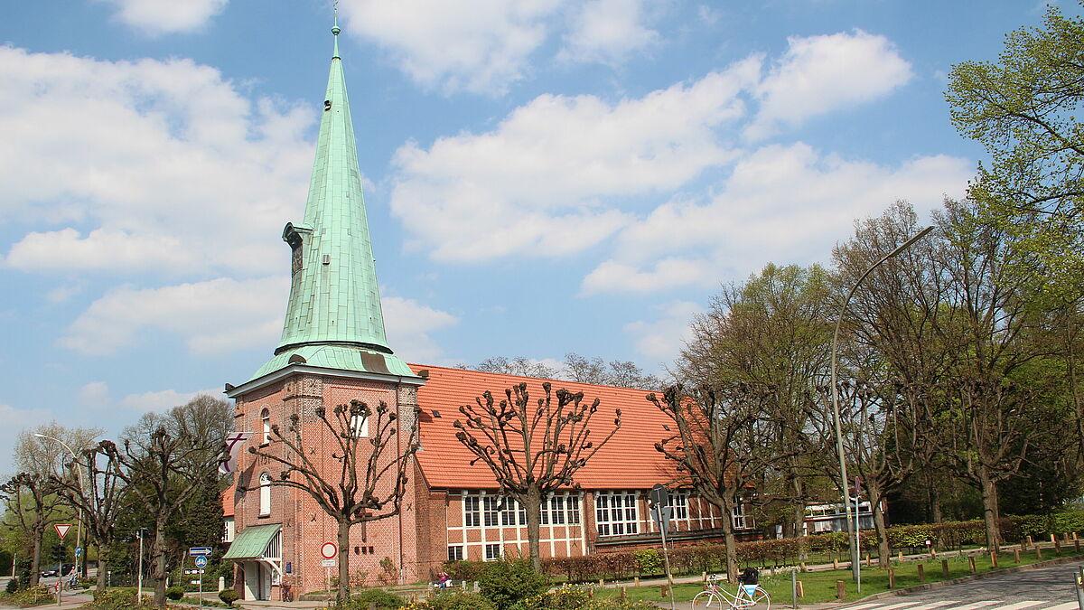 St Johannis Kirche Eppendorf