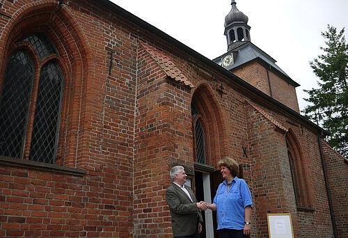 Evangelische Häuser Im Norden